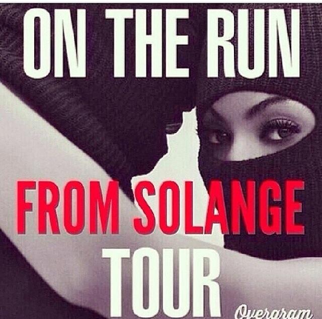 #SolangeFightsJay