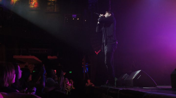 Somo Shuts The Stage Down At #979TheConcert
