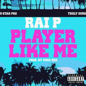 Rai P - Player Like Me Single Art 3