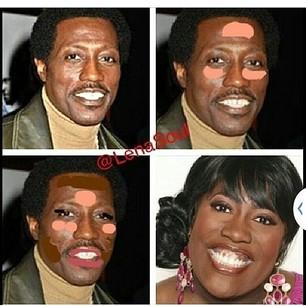 #MakeupTransformations