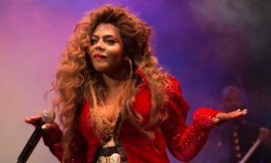 "Lil' Kim ""Return Of The Queen""  Concert"