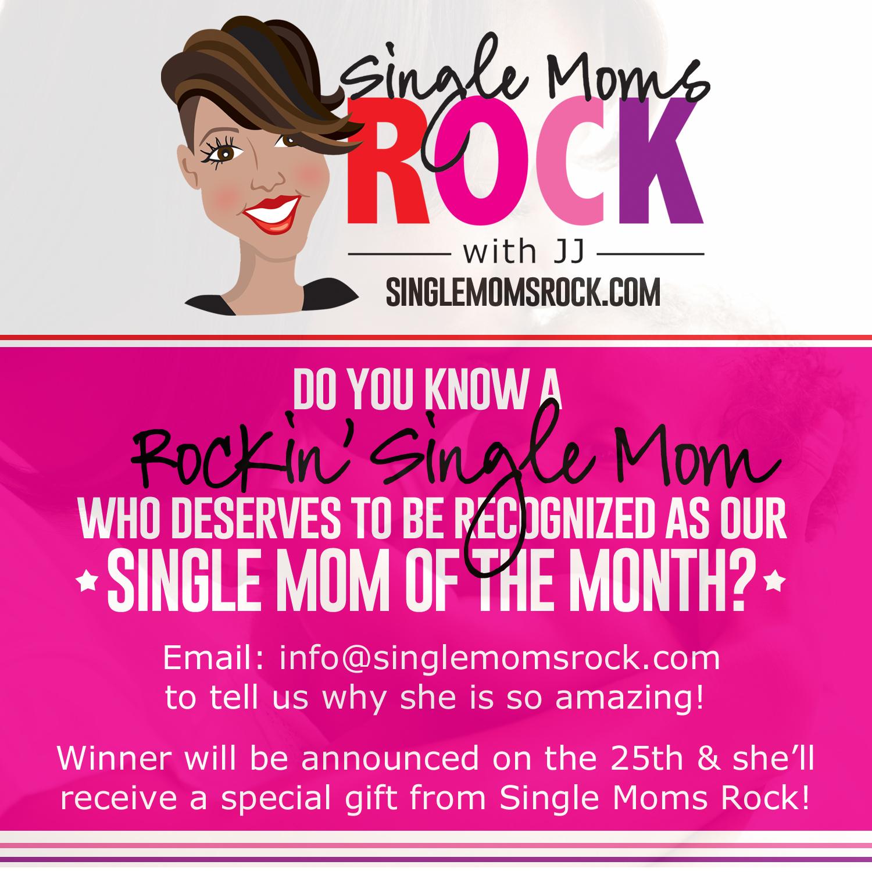 NOMINATE - SINGLE MOMS ROCK - JJ SIMMONS -TheAIDG