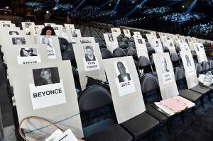 Grammy seating Beyonce Jay z
