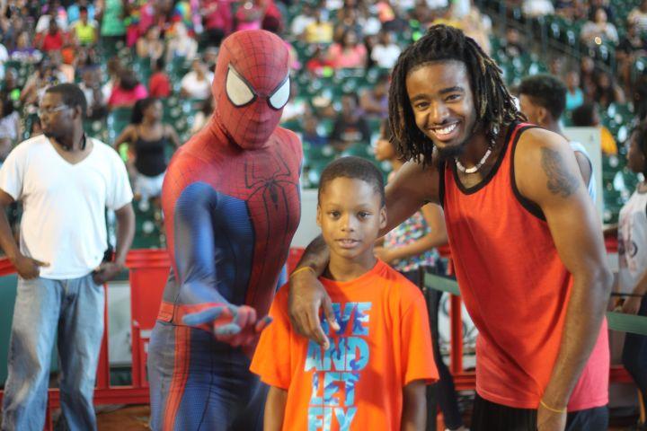 Houston Fit Family Fest Kids Zone