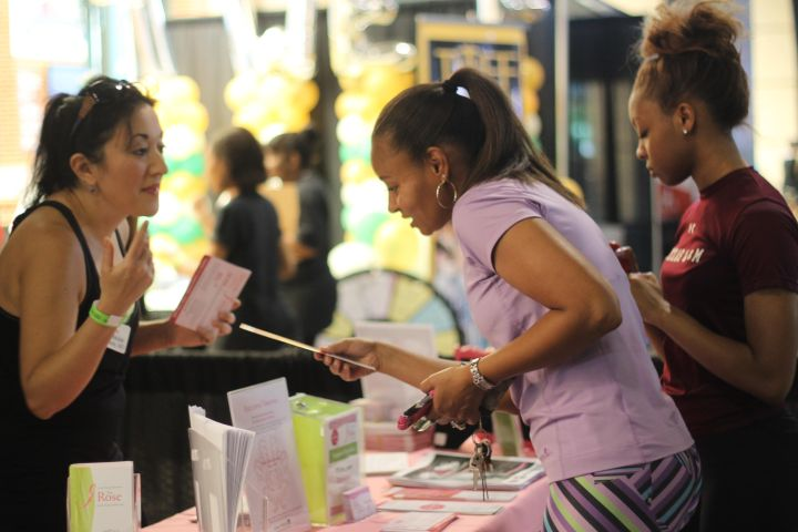 Houston Fit Family Fest Workshop & Vendor Booths