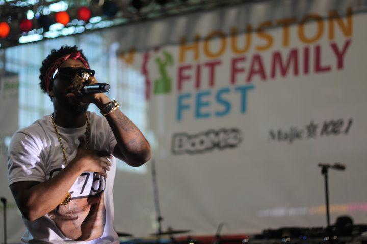 Fit Family Fest Artist Lineup