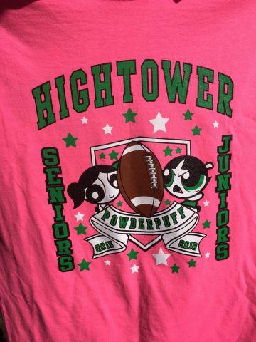 Hightower High School Powder Puff Game