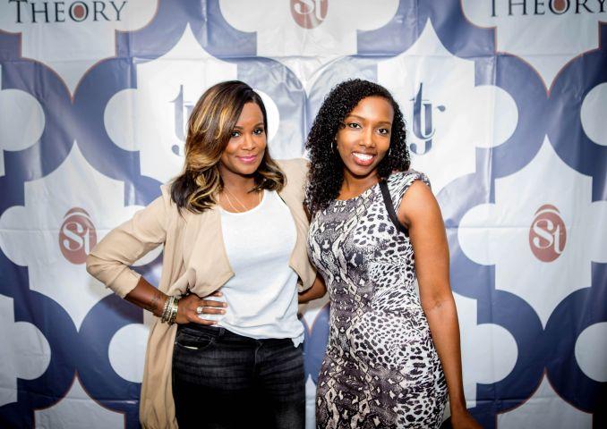 Tameka Raymond's Style Theory Tour Houston Recap