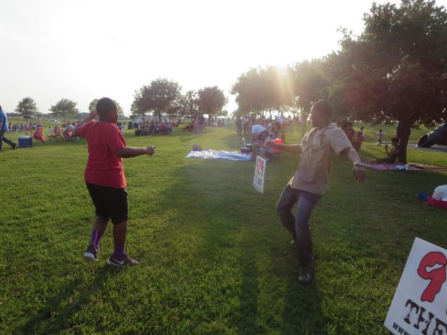 Pearland Concert In the Park