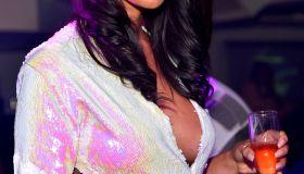 Draya Michele Hosts Compound