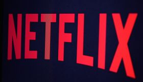 US Online Streaming Giant Netflix : Illustration