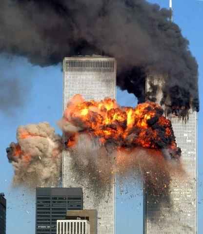 World Trade Center Attacked