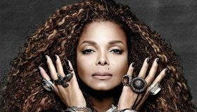 "Janet Jackson's ""Unbreakable"" LP cover"