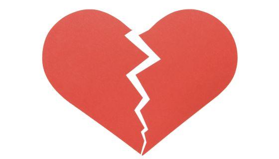 Herz Zerbrochen
