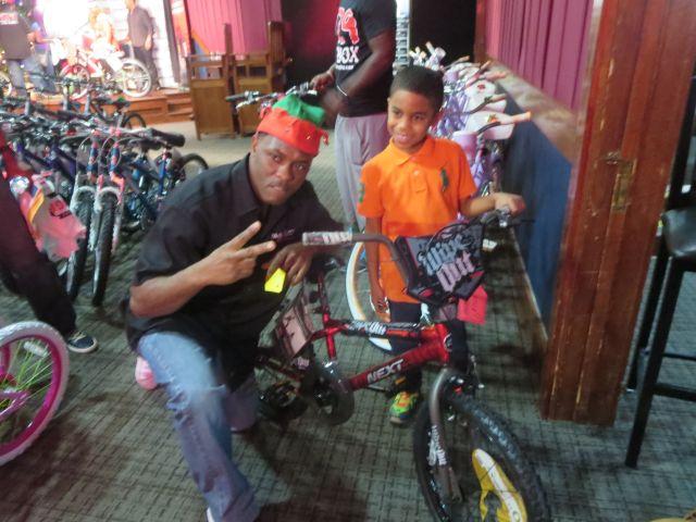 Hatta's Elves Bike Giveaway
