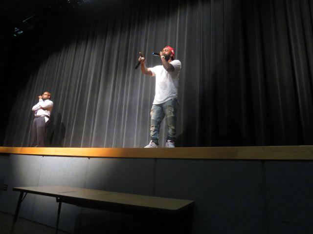 Kiotti HS Tour @ Dekaney High School