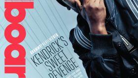 Kendrick Lamar Billboard Cover