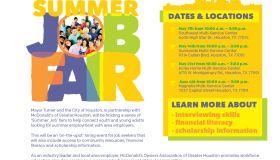 Summer Job Program