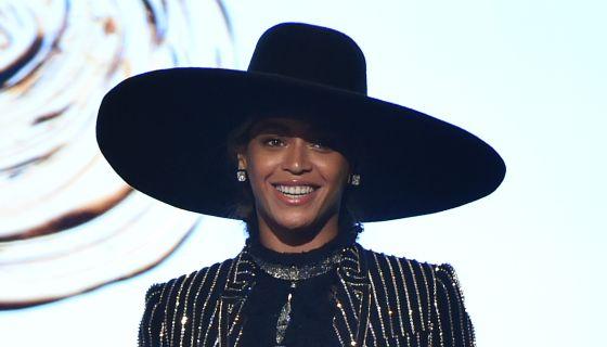 Beyoncé's CFDA Style Icon Award Acceptance Speech Ft. Blue Ivy's Reaction
