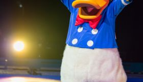 Donald Duck: Disney on Ice celebrates 100 hundred years of...