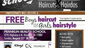 Franklin's 43rd Annual Haircuts & Hairdos