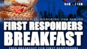First Responders Breakfast