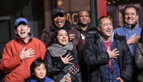 84th Annual Macy's Thanksgiving Day Parade Rehearsal