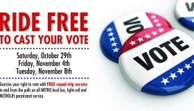 Harris Voters Free Rides