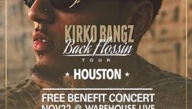 Kirko Bangz Benefit Concert