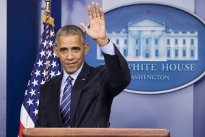 President Obama End of Year News Conference
