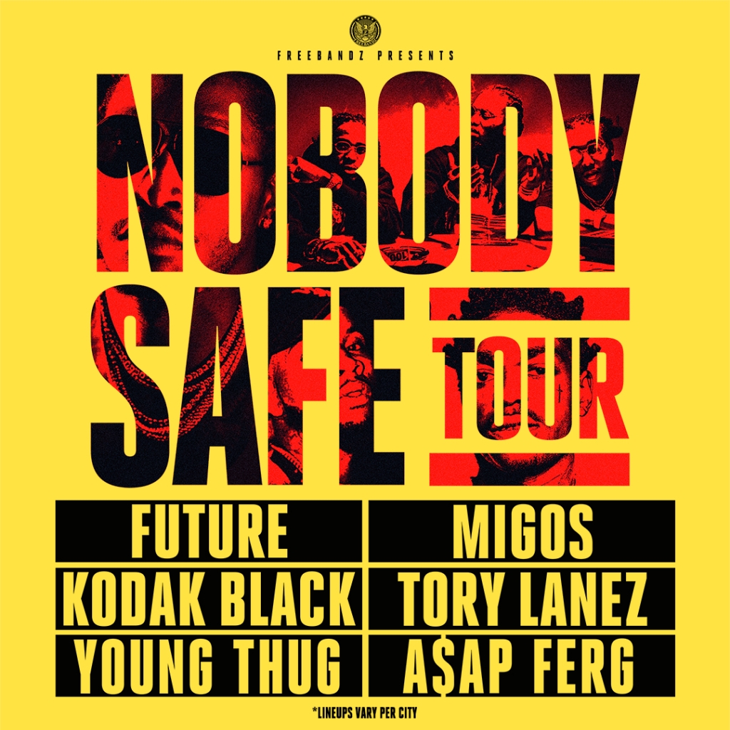 Future Nobody Safe Tour