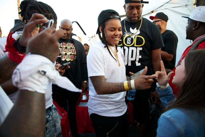 Young M.A.