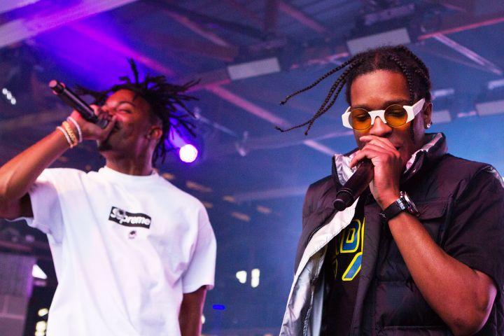 Playboi Carti & A$AP Rocky
