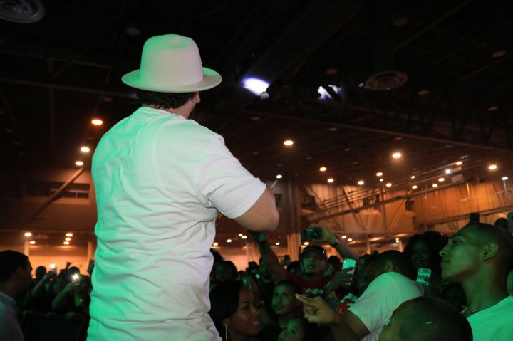 GT Garza, Baby Bash, Propain & More Perform 2017 Dub Car Show