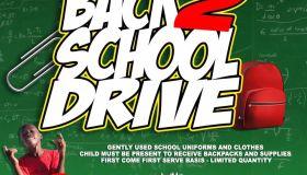 3rd Annual Back 2 School