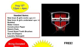 Cars & Donuts: Back To School Bash