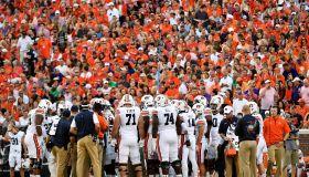 Auburn v Clemson
