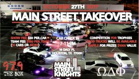 Main Street Takeover
