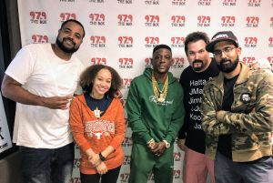 Boosie And The MHMS