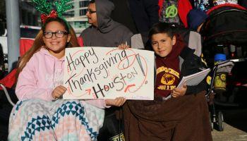 HEB Thanksgiving Day Parade 2017
