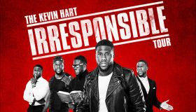 """""""The Kevin Hart Irresponsible Tour"""""""