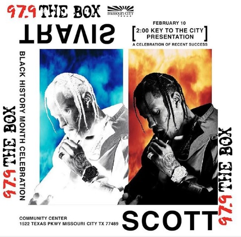 Travis Scott - Key To The City
