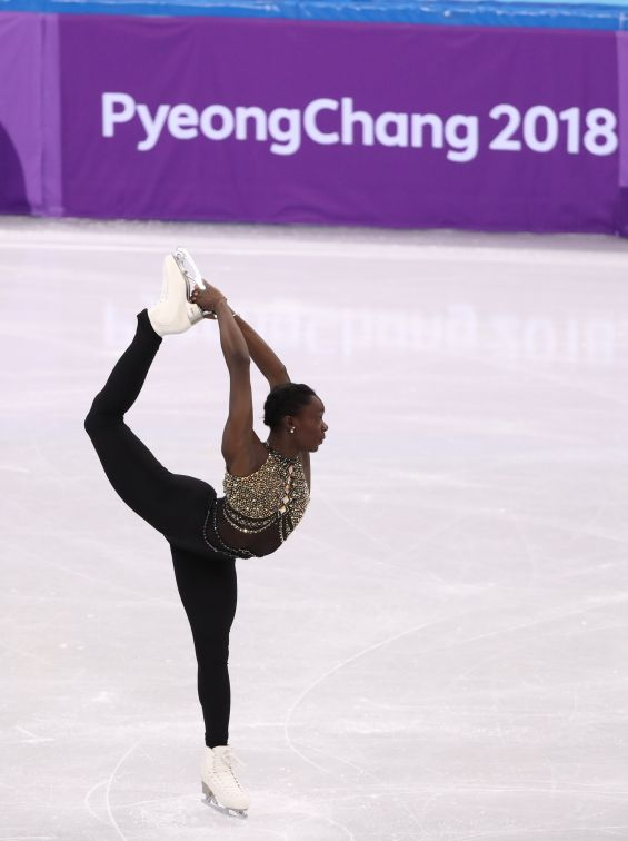 PyeongChang 2018 Winter Olympics: figure skating team event, ladies' short programme