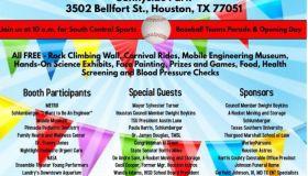 13th Annual Health, Education, Science Fair and Carnival