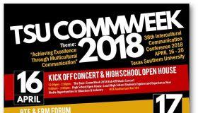 TSU Communications Week