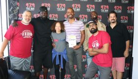 Dr. Ian Smith With The Madd Hatta Morning Show