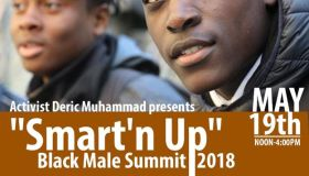 "9th Annual ""Smart 'n Up"" Black Male Summit"