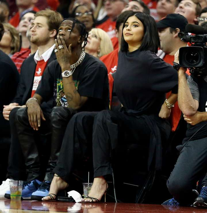 Front Row With Kylie