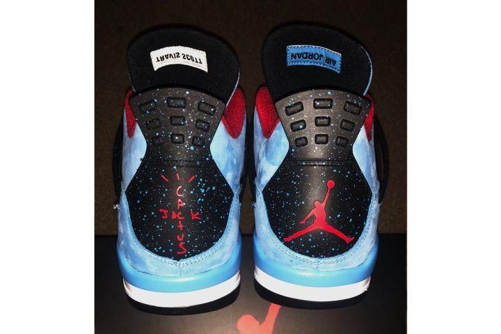 Air Jordan 4 x Travis Scott