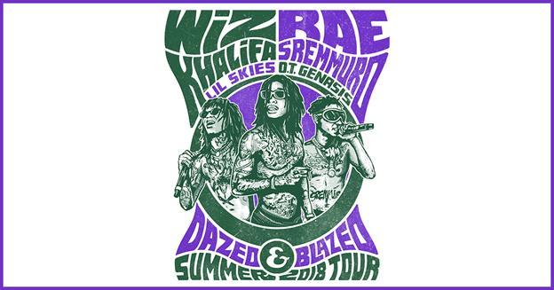 Dazed and Blazed Tour